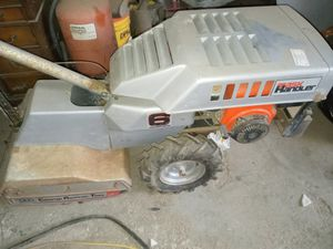 Heavy duty rototiller with counter-rotating tines for Sale in Byron, CA