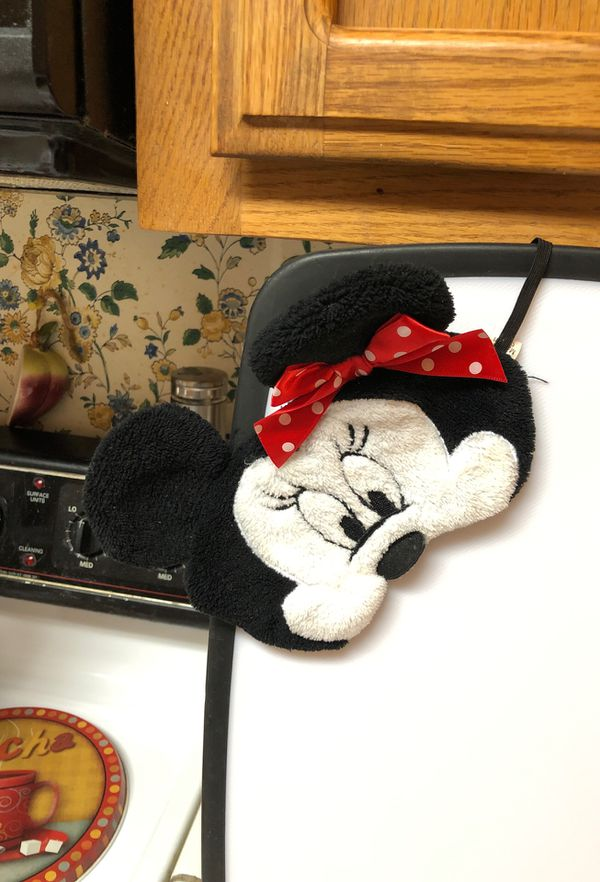 Minnie Mouse Sleeping Blinds P U O
