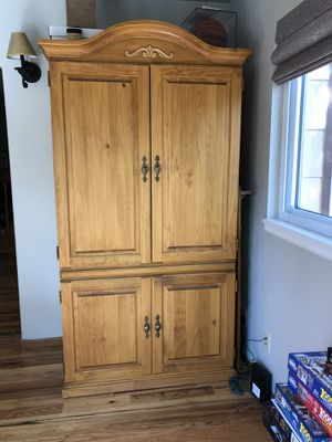 Storage cabinet/armoire. for Sale in Colorado Springs, CO