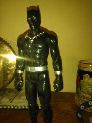 12inch Marvel Black Panther action figure for Sale in Ontario, CA