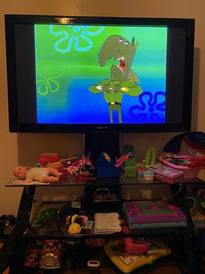 55 INCH SAMSUNG LCD TV GREAT CONDITION. for Sale in Union City, GA