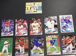 2018 TOPPS Baseball cards for Sale in El Paso, TX
