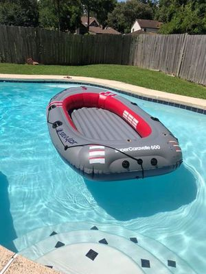 Inflatable boat, with all extras! for Sale in Humble, TX