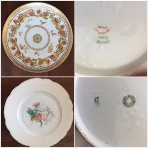 Haviland Limoges Antique China plates for Sale in Tempe, AZ