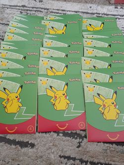 Pokemon Cards Edition McDonalds for Sale in Gresham,  OR