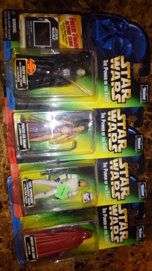 Star Wars Action Figures for Sale in Modesto, CA