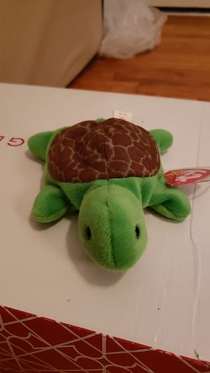 Speedy ( turtle beanie baby) for Sale in East Wenatchee, WA