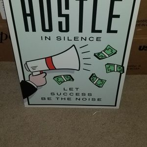 Monopoly Motivational Canvas for Sale in Kent, WA