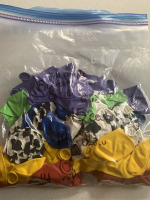FREE leftover balloons! for Sale in Newberg, OR