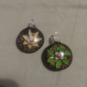 Hand Blown Glass Pendants for Sale in West Columbia, SC