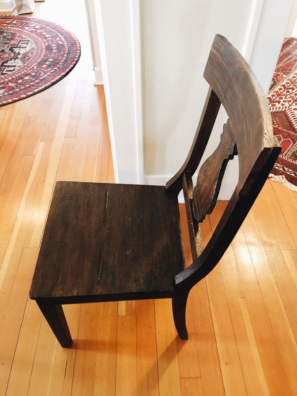 World Market dining table & chairs