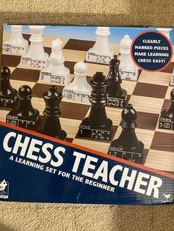 Chess Teacher Game (one Piece Glued Together) for Sale in Beverly Hills,  CA