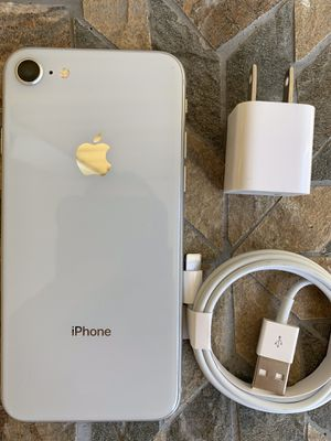 iPhone 8 factory unlocked 64gb for Sale in Needham, MA