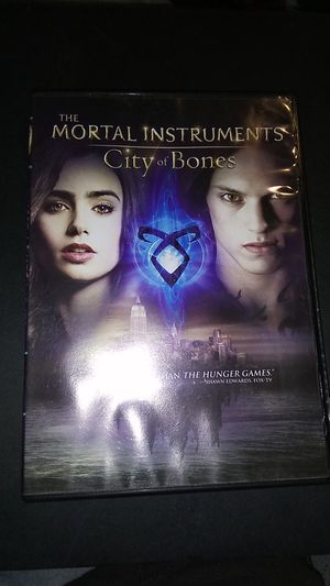 The mortal instruments City of Bones more exciting than the hunger games for Sale in Sprouses Corner, VA