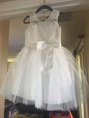 18-24 mos flower girl dress for Sale in Phoenix, AZ