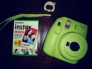 Instax camera & film for Sale in Gahanna, OH