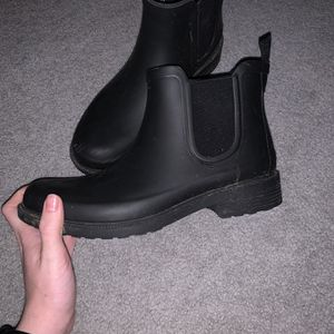 Women's Madewell Chelsea Rain Boots for Sale in Crestwood, KY
