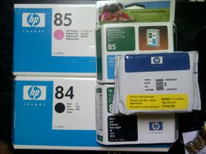 Genuine HP 84/85 Ink Expiration '06 for Sale in Columbus, OH