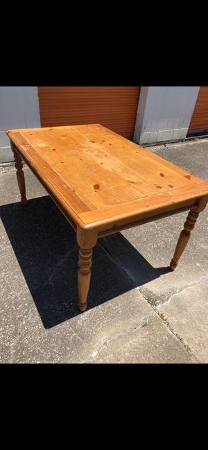 """Dining table 60"""" x 38"""" for Sale in Houston, TX"""