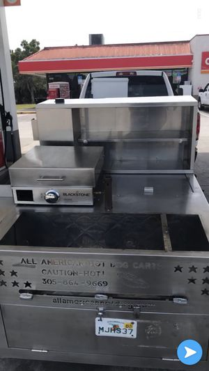 Hot dog food cart for Sale in Orlando, FL