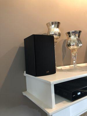 Polk Audio T15 Speakers for Sale in Murfreesboro, TN