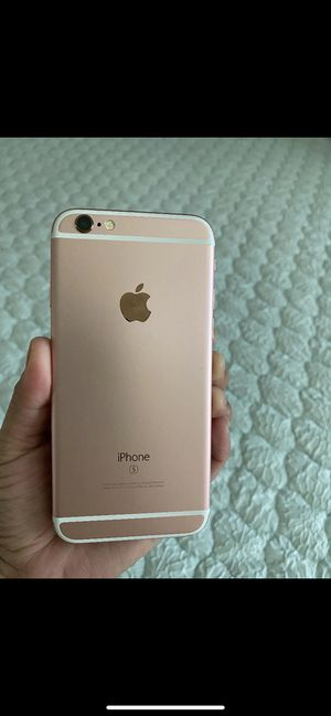 150 t.mobile /metro pcs iPhone 6s for Sale in Houston, TX