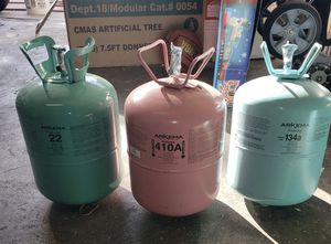 Refrigerant Freon combo package deal for Sale in Katy, TX