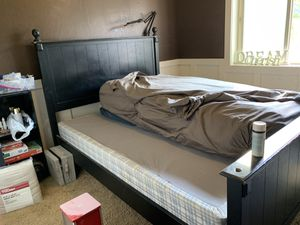 Bed frame for Sale in Blackfoot, ID
