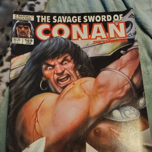 Vintage Conan Comic for Sale in Clanton, AL