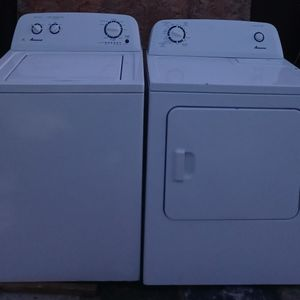 Amana Washer And Dryer Electric for Sale in Chandler, AZ