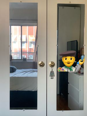 2 Full Length Mirrors!!! for Sale in Queens, NY