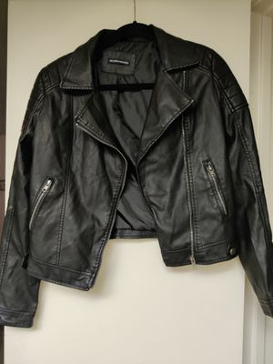 Brandy Melville Faux Leather Jacket for Sale in Tempe, AZ