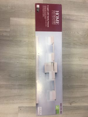 4-light LED vanity fixture for Sale in Hallandale Beach, FL