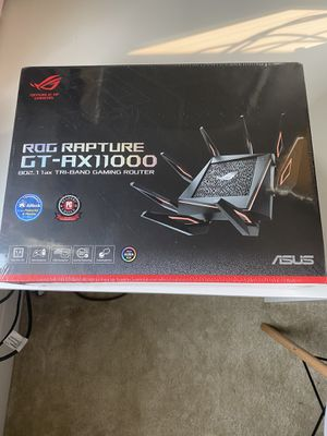 ASUS Router - ROG Rapture AX110000 for Sale in Santa Ana, CA