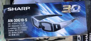 Sharp AN-3DG10-S 3D Glasses for Sale in Herndon, VA