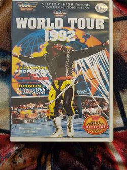 Wwf World Tour 1992 Dvd for Sale in Chicago,  IL