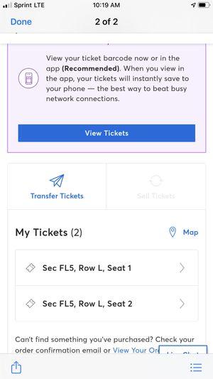 WWE RAW. tickets for Sale in Mauldin, SC