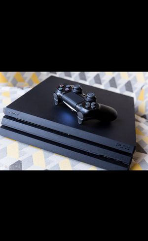 PS4 Pro & Controller for Sale in Galloway, NJ