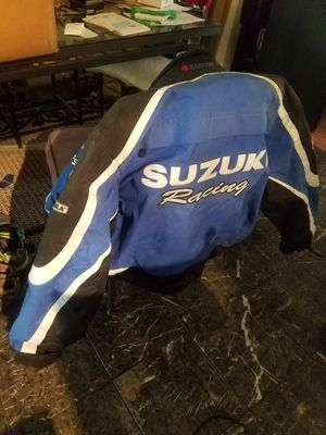 Suzuki Motorcycle Gear! for Sale in Olympia, WA