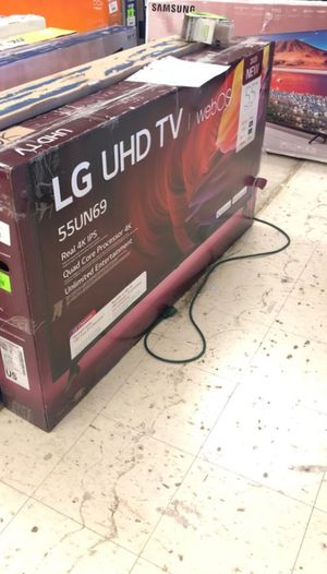 Lg 55 inch tv Y0 for Sale in Houston, TX