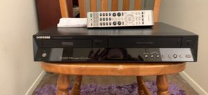 Samsung dvd-vr357 with remote. Like new. for Sale in Dallas, TX
