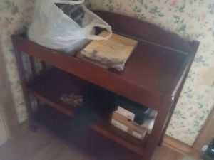 Baby changing table for Sale in Cleveland, OH