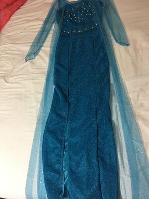 Elsa dress size S for Sale in St. Petersburg, FL