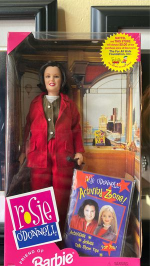 Rosie O'Donnell Barbie for Sale in Chicago, IL