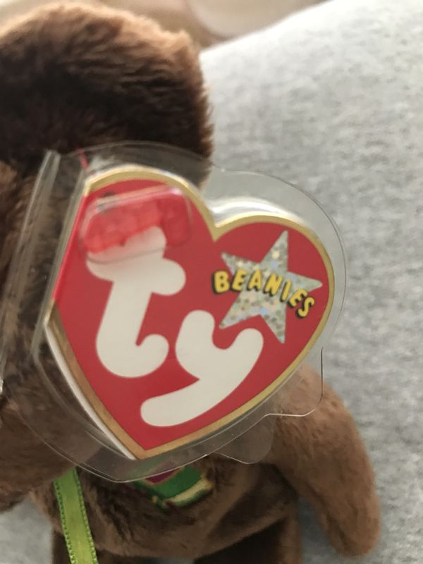 f4afc9ee76c Ty Beanie Baby William Closed Book Europe Exclusive for Sale in ...