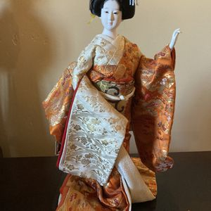 """Authentic Hakata Dolls From Fukuoka 17"""" Tall for Sale in San Diego, CA"""