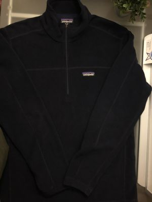Mens Patagonia fleece small for Sale in Hanover Park, IL