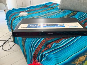 Philips Blueray player international zones for Sale in North Miami, FL