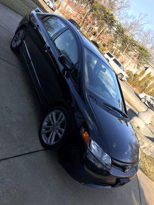 Honda Civic Si Año 2007 157,000 millas Título limpio No accidentes Un solo dueño Todo en perfectas condiciones discos y frenos nuevos llantas se for Sale in Fairfax, VA