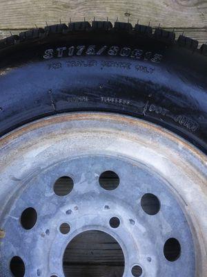 SuperCargo ST Radial Trailer Radial Tire - 175/80R13 for Sale in Hampton, VA